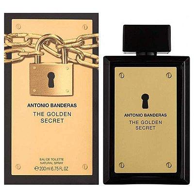 THE GOLDEN SECRET By Antonio Banderas