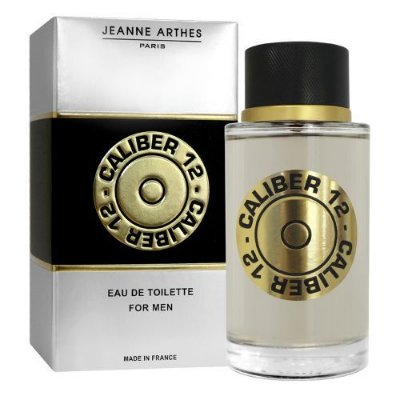 CALIBER 12 By Jeanne Arthes