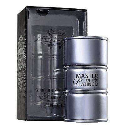 MASTER OF PLATINUM By New Brand