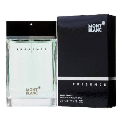 PRESENCE FOR MEN By Montblanc