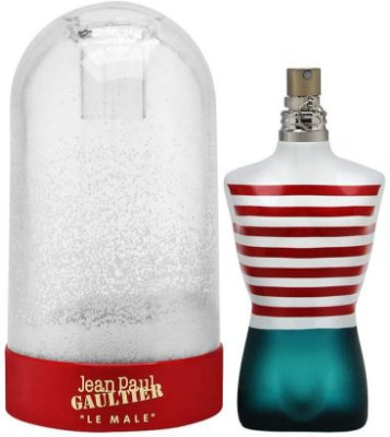 LE MALE COLLECTOR EDITION SNOW By Jean Paul Gaultier