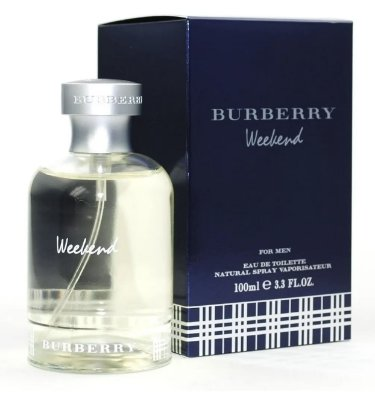 WEEKEND FOR MEN By Burberry