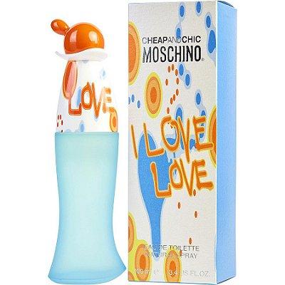I LOVE LOVE By Moschino