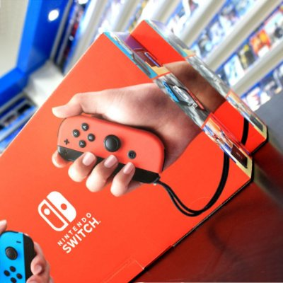 Console Nintendo Switch Neon 32GB Nacional