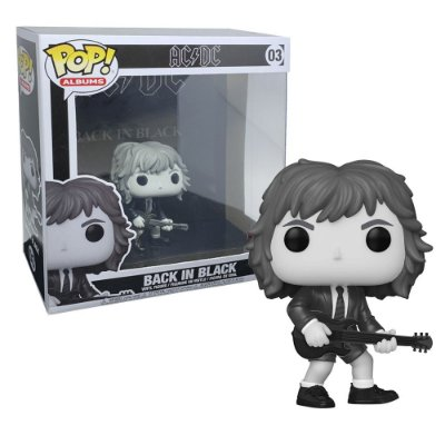 Funko Pop Rocks Ac/dc Back in Black Angus Young - 03