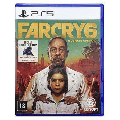 Jogo Far Cry 6 PS5