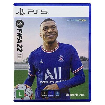 Jogo Fifa 22 PS5