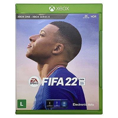 Jogo Fifa 22 Xbox One