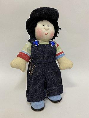 Boneca Brotinho Tamanho Mini
