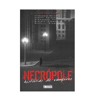NECROPOLE - HISTORIAS DE VAMPIROS