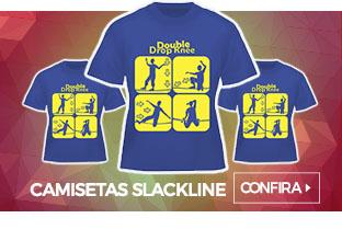 Camisetas Slackline