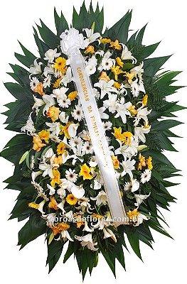 Coroa de Flores 07