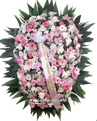 Coroa de Flores 09