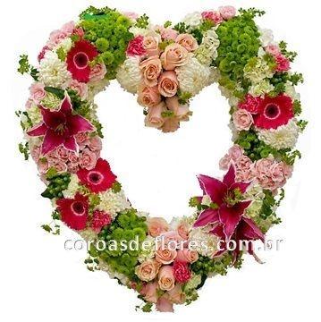 Coroa de Flores 28