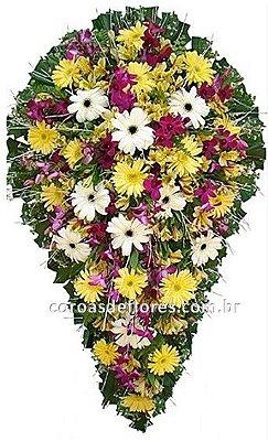 Coroa de Flores 21