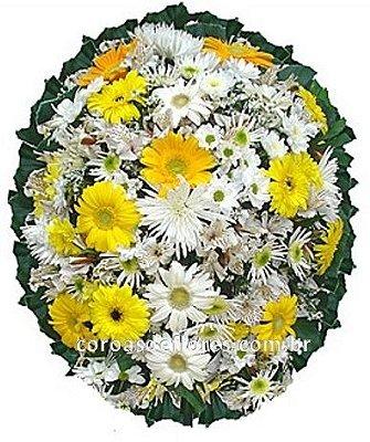 Coroa de Flores 24