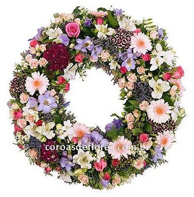 Coroa de Flores 26