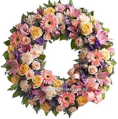 Coroa de Flores 33