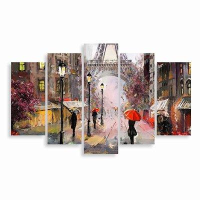 AQUARELA DE PARIS