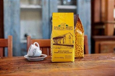 Café Clássico Torrado e Moído 500g