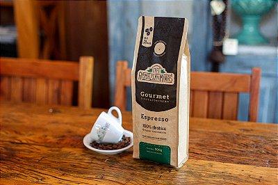 Café Gourmet Torrado em Grãos 500g - Espresso