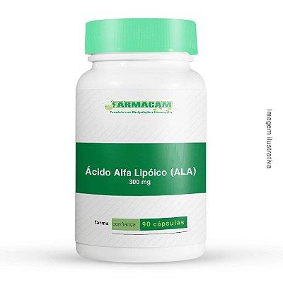 Ácido Alfalipóico 300 mg