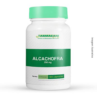 Alcachofra 250 Mg