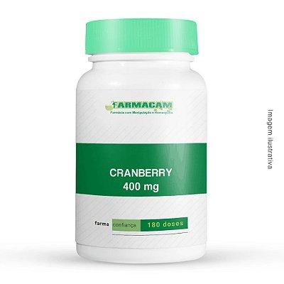 Cranberry 400 mg