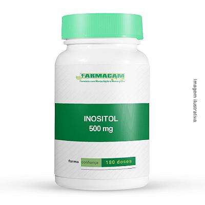 Inositol 500 mg