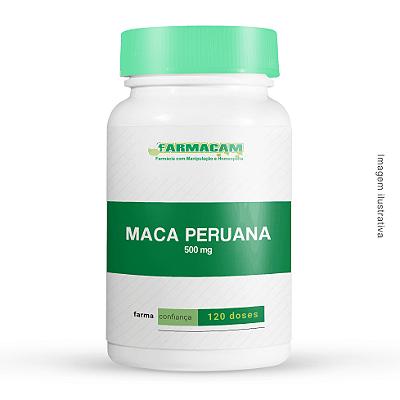 Maca Peruana 500 mg