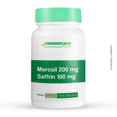 Morosil 200 mg + Saffrin 100 mg