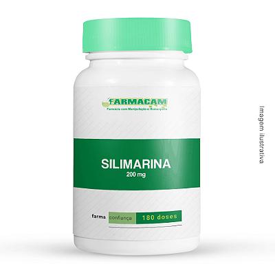 Silimarina 200 mg