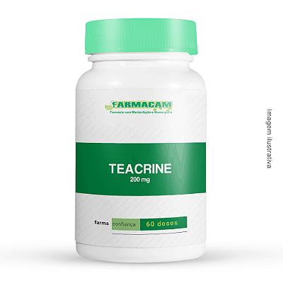 Teacrine 200 mg