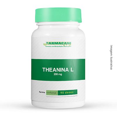 Theanina  L 200 mg