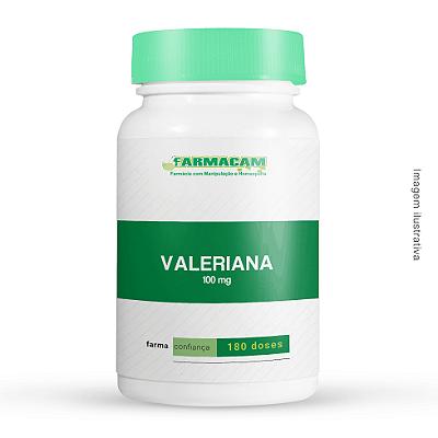 Valeriana 100 mg
