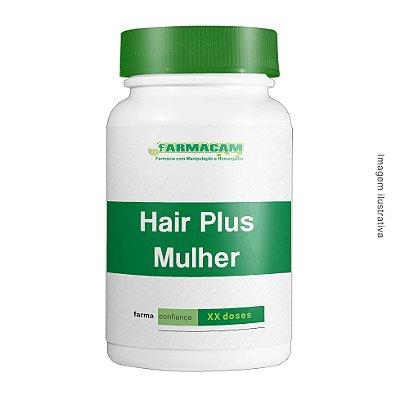 Hair Plus Mulher