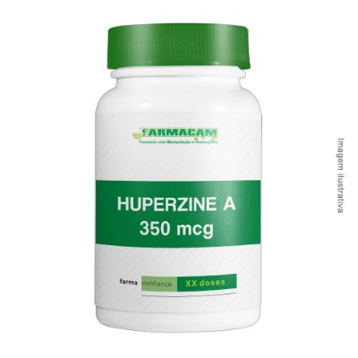 Huperzine A 350 mcg