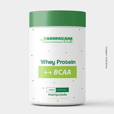 Whey Protein ++ BCAA