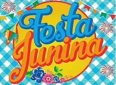 Painel TNT Festa Junina