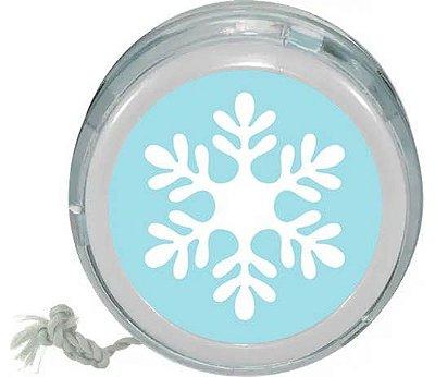 Ioiô Cristal Flocos de Neve
