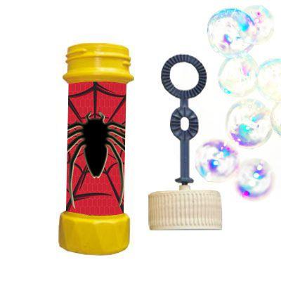 Bolha de Sabão para Lembrancinha Teia de Aranha - 1 un