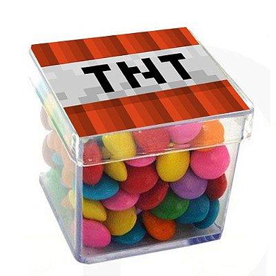 Caixinha Acrílica para Lembrancinha TNT