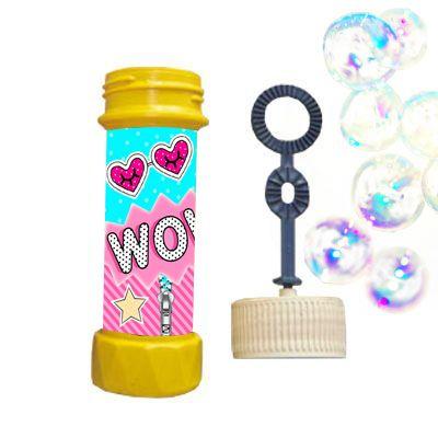 Bolha de Sabão para Lembrancinha Wow Toys - 1 un