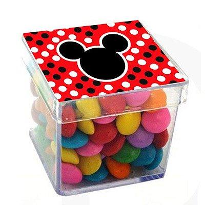 Caixinha Acrílica para Lembrancinha Mouse - 1 un