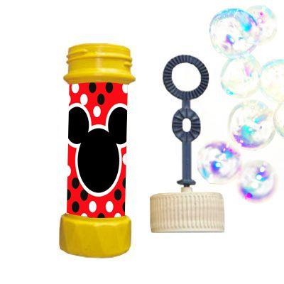 Bolha de Sabão para Lembrancinha Mouse - 1 un