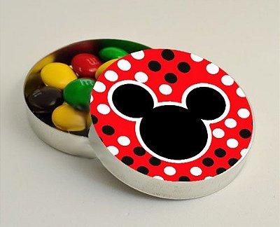 Latinha para Lembrancinha Mouse - 1 un