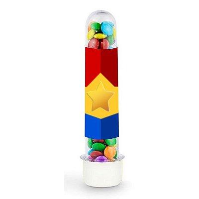 Tubete para Lembrancinhas Estrela - 1 un