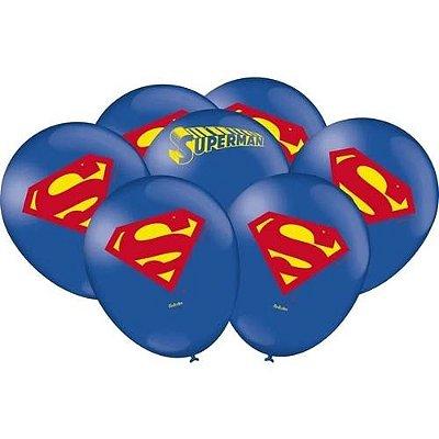 Balão Superman - 25 unidades
