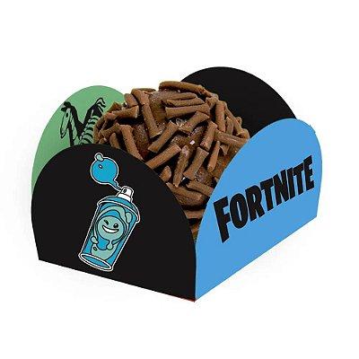 Porta Forminha Fortnite - 50 unidades