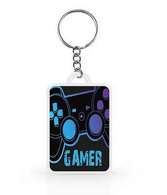Chaveiro para Lembrancinhas Gamer - 1 unidade